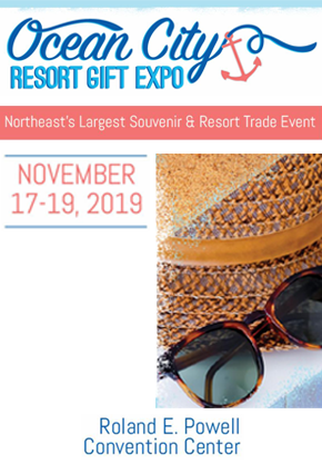 Southpointe Apparel at Ocean City Resort Gift Expo